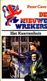The New Avengers - House of Cards - Dutch cover
