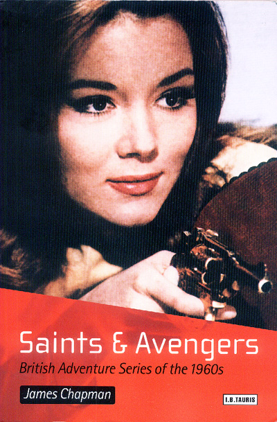 Saints and Avengers by James Chapman, 2002