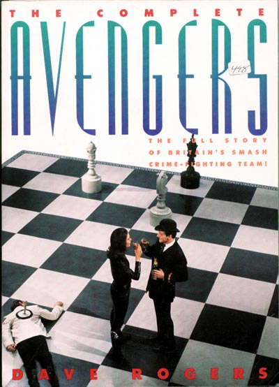 The Complete Avengers by Dave Rogers, US edition, 1989