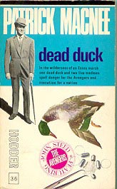 The Avengers - Dead Duck - First UK edition