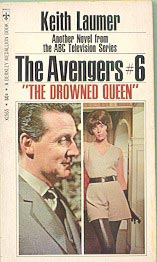 The Avengers - The Drowned Queen cover