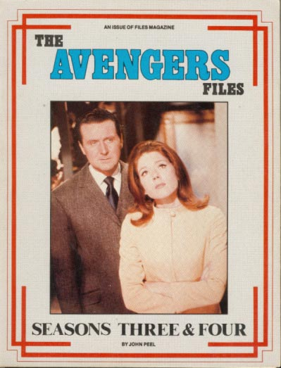 The Avengers Files - Seasons Three and Four
