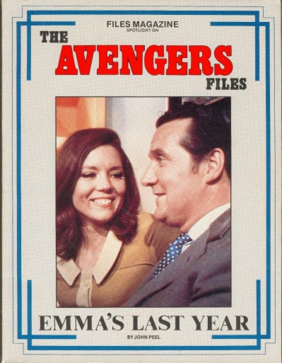 The Avengers Files: Emma's Last Year