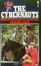 The Cybernauts paperback cover