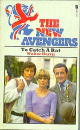 The New Avengers - To Catch A Rat - UK cover