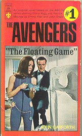 The Floating Game - US first edition
