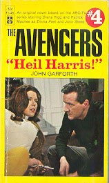 The Avengers - Heil Harris, first US edition