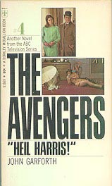 The Avengers - Heil Harris, 2nd US edition