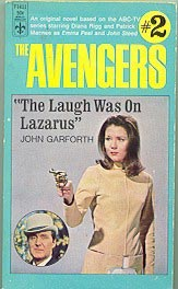 The Laugh Was On Lazarus - US first edition
